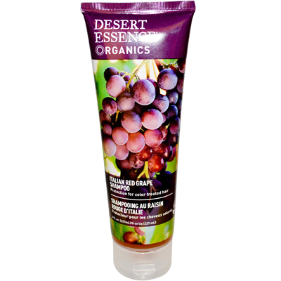 Desert Essence Shampoo Italian Red Grape - 8 fl oz: HF