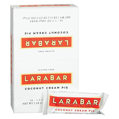 LaraBar - Coconut Cream - Case of 16 - 1.7 oz: HF