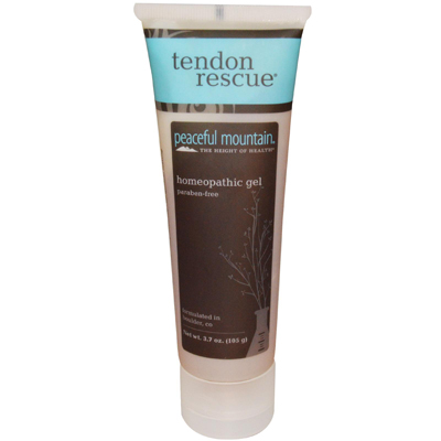 Peaceful Mountain Tendon Rescue Gel - 3.5 oz: HF