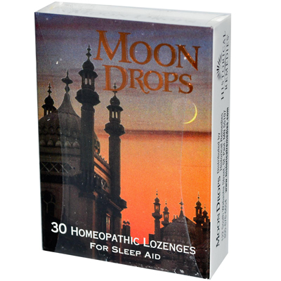 Historical Remedies Moon Drops for Sleep Aid - Case of 12 - 30 Lozenges: HF