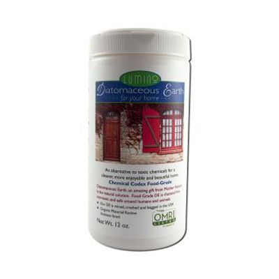 Lumino Diatomaceous Earth for Your Home - 12 oz: HF