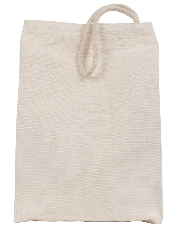 ECOBAGS Lunch Bag - Recycled Cotton - 1 Bag: HF