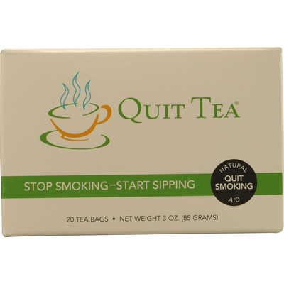 Quit Tea Stop Smoking Tea - 20 Tea Bags: HF