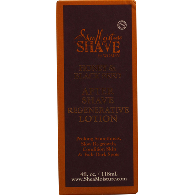 Shea Moisture for Women After Shave Regerative Lotion - 4 fl oz: HF