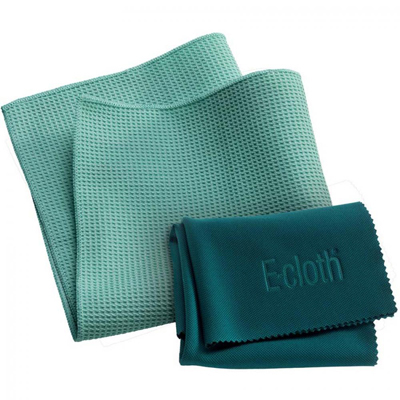 E-Cloth Window Cleaning Cloth - 2 Pack: HF