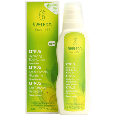 Weleda Hydrating Body Lotion Citrus - 6.8 fl oz: HF
