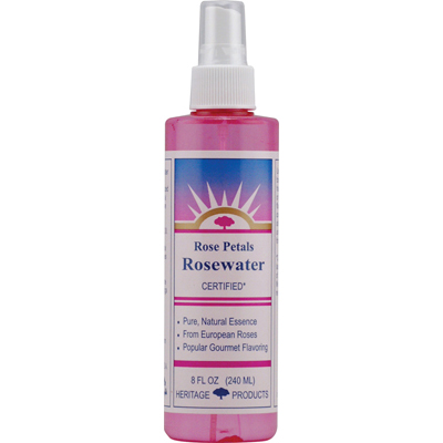 Heritage Products Rose Petals Rosewater Spray - 8 fl oz: HF
