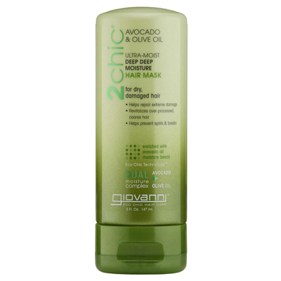 Giovanni Hair Care Products Hair Mask - 2Chic Avocado and Olive Oil - 5 oz: HF