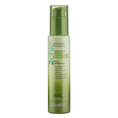 Giovanni Hair Care Products Leave in Conditioner - 2Chic Avocado - 4 oz: HF
