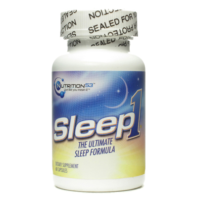 Nutrition53 Sleep1 - 60 Caps: HF
