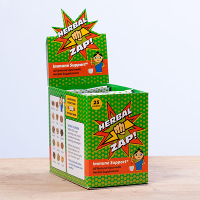 Herbal Zap Immune Support - 25 Packets: HF