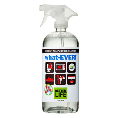 Better Life WhatEVER All Purpose Cleaner - Unscented - 32 fl oz: HF