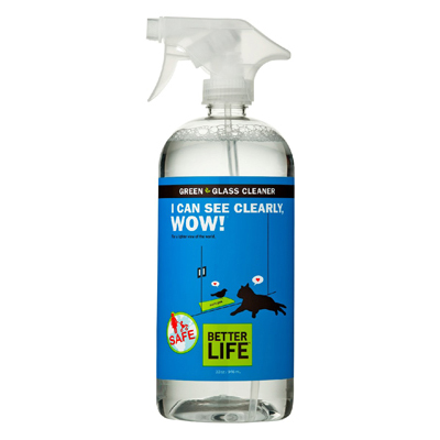 Better Life See Clearly Glass Cleaner - 32 fl oz: HF