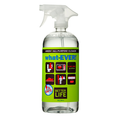 Better Life WhatEVER All Purpose Cleaner - Sage and Citrus - 32 fl oz: HF