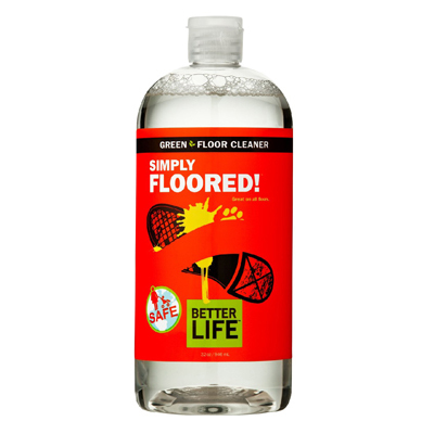 Better Life Simply Floored Floor Cleaner - 32 fl oz: HF