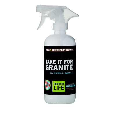 Better Life Stone Countertop Cleaner - 16 fl oz: HF