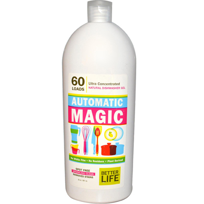 Better Life Automatic Magic Dishwasher Gel - 30 fl oz: HF