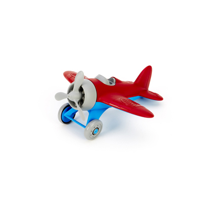 Green Toys Airplane - Red: HF