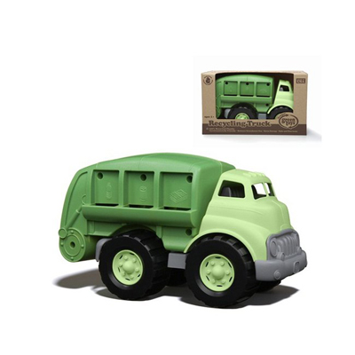 Green Toys Recycle Truck: HF