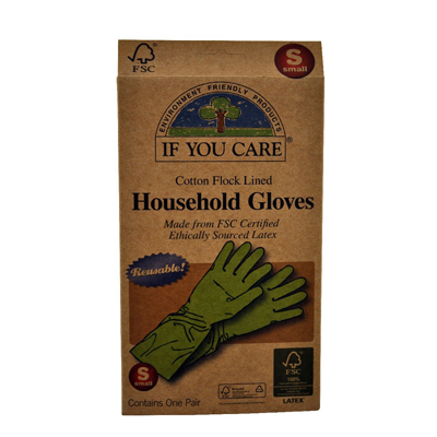 If You Care Household Gloves - Small - 1 Pair: HF