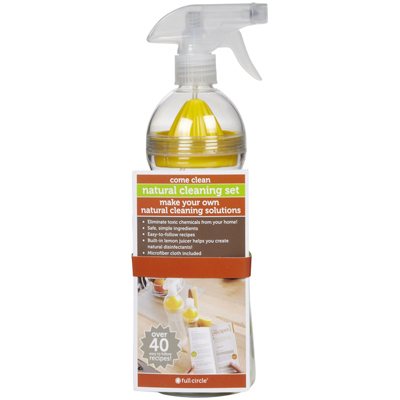Full Circle Home Spray Bottle Come Clean: HF