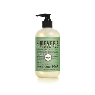 Mrs. Meyer's Liquid Hand Soap - Parsley - 12.5 oz: HF