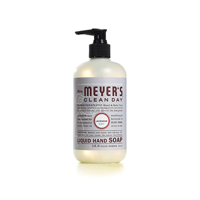 Mrs. Meyer's Liquid Hand Soap - Lavender - 12.5 oz: HF