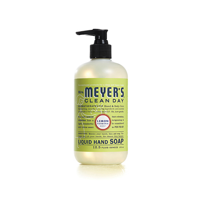 Mrs. Meyer's Liquid Hand Soap - Lemon Verbena - 12.5 oz: HF