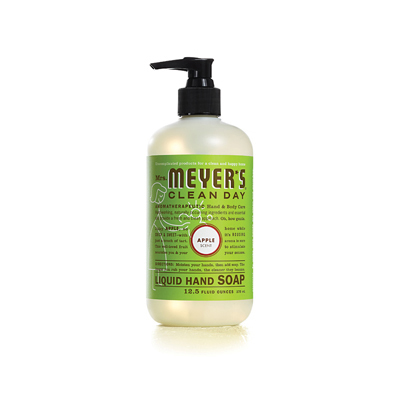 Mrs. Meyer's Liquid Hand Soap - Apple - 12.5 oz: HF
