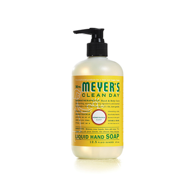 Mrs. Meyer's Liquid Hand Soap - Honeysuckle - 12.5 oz: HF