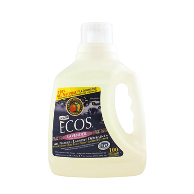 Earth Friendly Ecos Ultra 2x All Natural Laundry Detergent - Lavender - 100 fl oz: HF