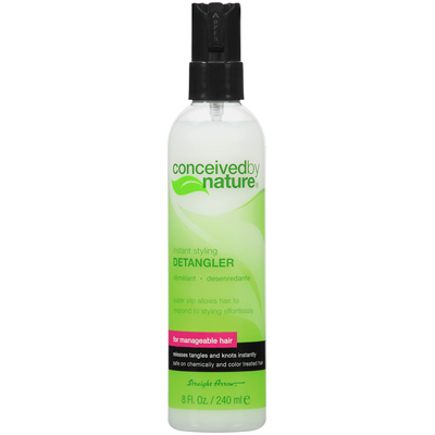 Conceived By Nature Detangler - Instant Styling - 8 fl oz: HF