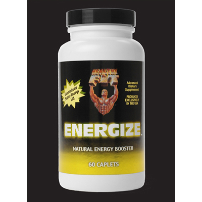 Healthy 'N Fit Energize Energy Booster - 60 capsules : HF