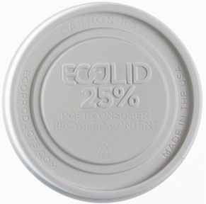 Eco-Products Food Container Lid - 12 to 32 oz - Case of 1000: HF