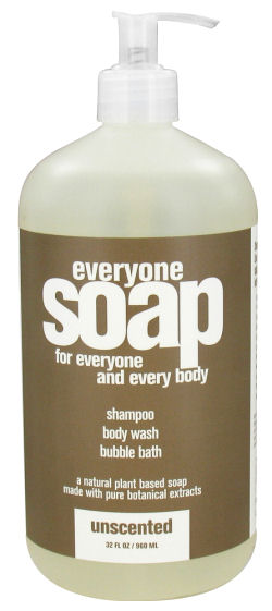 EO Products Everyone Soap - Unscented - 32 fl oz: HF