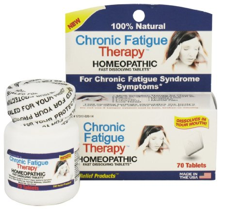 TRP Chronic Fatigue Therapy - 70 tablets: HF