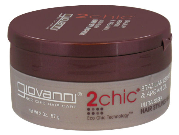 Giovanni Hair Care Products 2chic Hair Styling Wax - Ultra-Sleek - 2 oz: HF