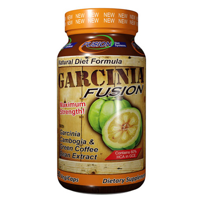 Nutri-Fusion Garcinia Fusion - Maximum Strength - 90 Ct: HF