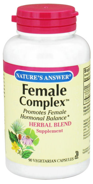 Nature's Answer Female Complex - 90 vcaps: HF