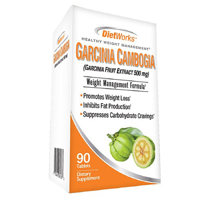 Diet Works Garcinia Cambogia - 90 Ct: HF