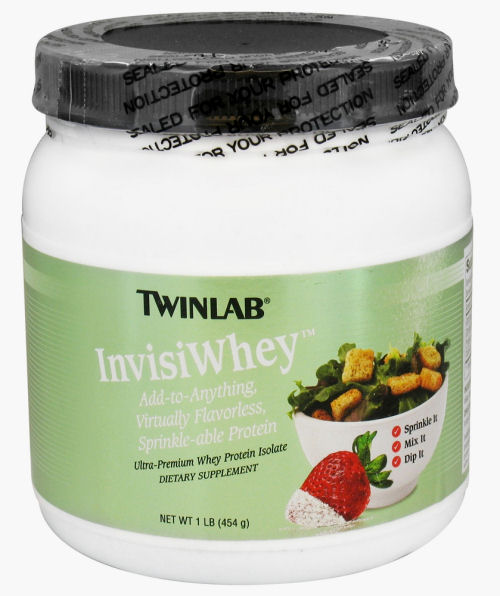 Twinlab InvisiWhey Protein - 1 lb: HF