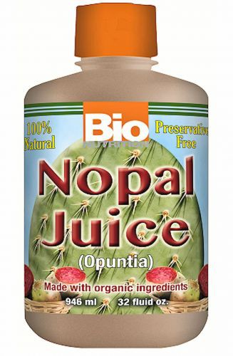 Bio Nutrition Nopal Juice - 32 oz: HF