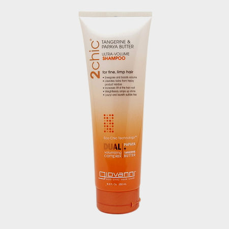 Giovanni Hair Care Products 2chic Shampoo - Ultra-Volume Tangerine and Papaya Butter - 24 fl oz: HF