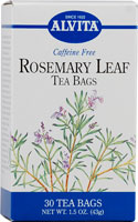 Tea,Rosemary Leaf 30 Bag: HF