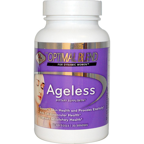 Optimal Blend Ageless - 60 Softgels: HF