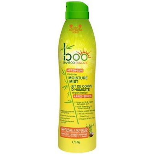 Boo Bamboo After Sun Oil Mist - Spray - Intense Moisture - 5.98 fl oz: HF