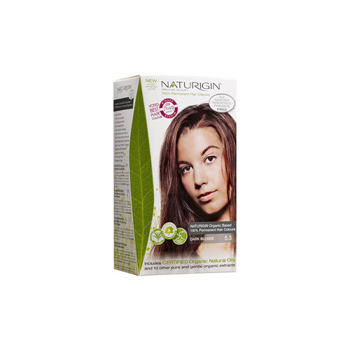 Naturigin Hair Colour - Permanent - Dark Blonde - 1 Count: HF