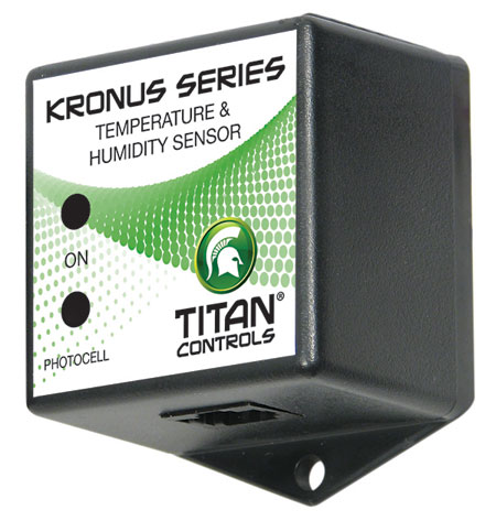 Temperature and Humidity Sensor for Kronus 1, 2 & 4 Controllers: J