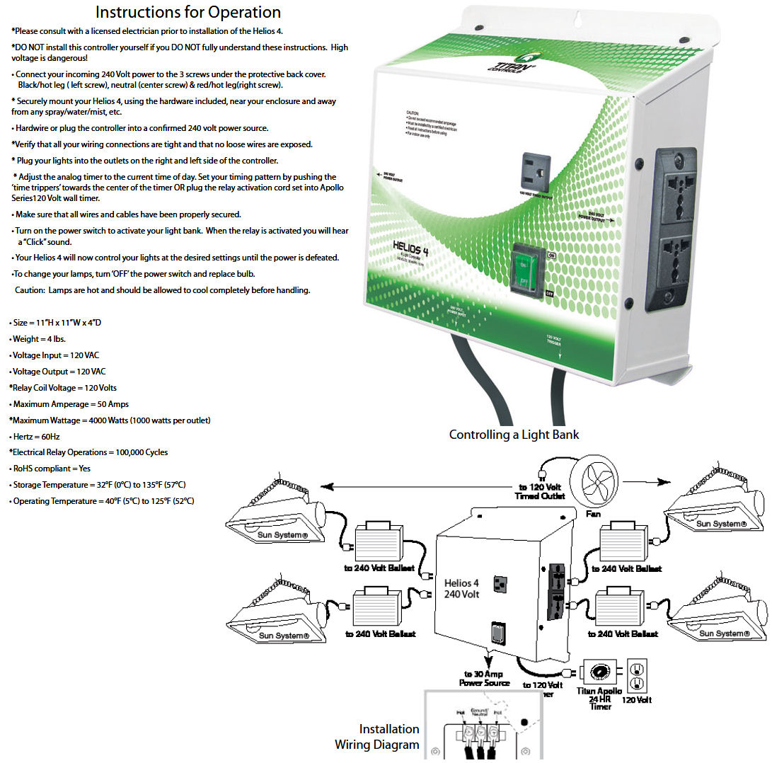 Natural Marketplace More Titan Controls Helios 4 1000 Watt Light Wiring Diagram Click To Enlarge