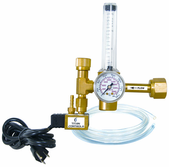 Co2 Regulator: J